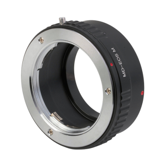 Pixco Lens Adapter Suit For Minolta MD to Canon EOS M Camera (Intl)