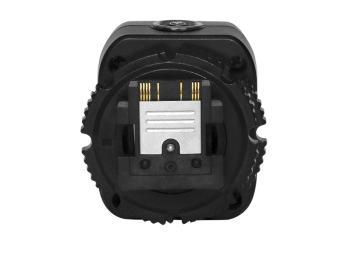 PIXEL TF-334 Hotshoe Adapter for Converting Sony DSLR Cameras MI toCanon Nikon Hotshoe with 3.5mm PC Port - intl - 3