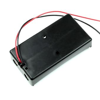 Plastic Storage Box Case Holder (Intl) - picture 2