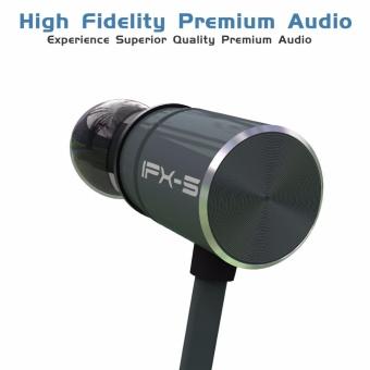 Plextone BX343 Wireless Headphone IPX5 Waterproof Dual Battery 8 Hours music time Bluetooth Sport Earphone for Running - intl - 2