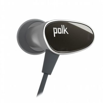 Polk Audio Nue Era In-Ear Headphones (Black)