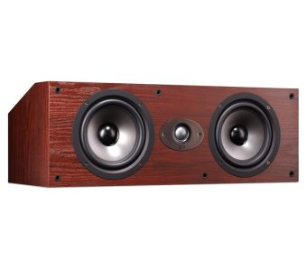Polk Audio TSx250C Center Channel Hifi Stereo Speakers (Cherry)