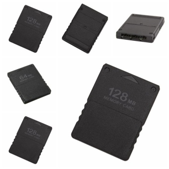 Popular 64MB &128MB Memory Card For Sony PlayStation 2 PS2 SlimConsole Data Stick 64MB Memory - intl