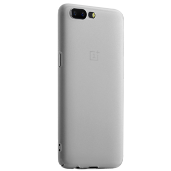 Buy PORSERI oneplus5 cool matte whole package semi-transparent phone case hard case in Philippines