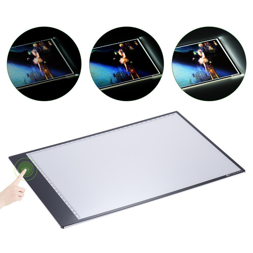 LED Tracing Light Box Board Art Tattoo Drawing Pad Table Stencil Display USB . Source ·