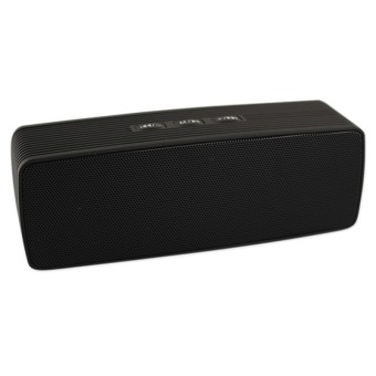 Portable Bluetooth Dual Speakers Ultra Bass (Black)