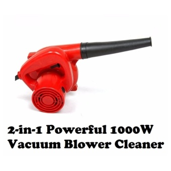 Portable Electric Blower Vacuum Dust Cleaner PC Cleaner 1000W -intl