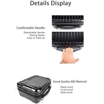 Portable Hardshell Handbag Storage Bag Box Protective carrying Suitcase for DJI MAVIC Pro - 3