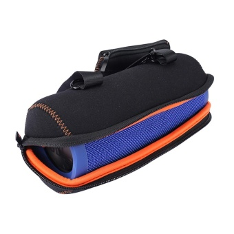 Portable Neoprene Storage Protect Case Pouch Carrying Bag for JBLCharge 3 - intl - 5