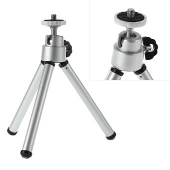 Portable Stretchable Selfie Tabletop Bracket Mount Holder Tripodfor Projector / Camera / Cellphone - intl - 4