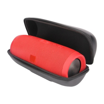 Portable Travel Carry Handle hard Case Bag Holder Zipper Pouch forJBL Charge 3 Bluetooth Speaker - intl