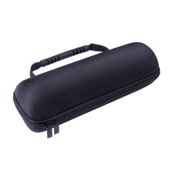 Portable Travel Carry Storage hard Case Bag Holder Zipper Pouch forJBL FLIP 4 Bluetooth Speaker - intl