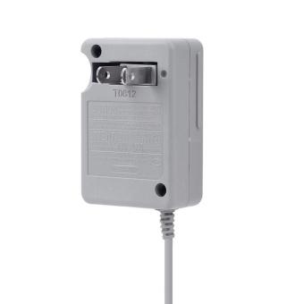 Power Adapter for Nintendo Switch 2DS/3DS/3DSXL/NDSi/DSiLL XL/NEW 3DS XL (Gray) - intl - 5