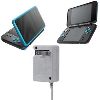 Power Adapter for Nintendo Switch 2DS/3DS/3DSXL/NDSi/DSiLL XL/NEW 3DS XL (Gray) - intl - 2