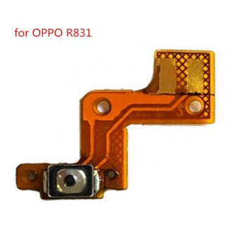 Power On/Off + Switch On/Off Button Flex Cable for Oppo R831 - intl