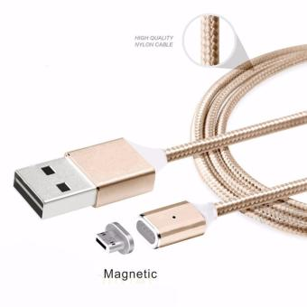 Premium 2.4A Magnetic Cable Micro USB sync Data fast Charger(Android)