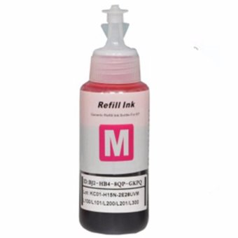 Premium Dye Ink for Epson Printer (Magenta)