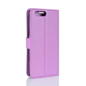 Premium Leather Flip Cover Wallet Phone Case for Asus Zenfone 4 Max ZC554KL - intl - 2