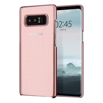 Premium Slim Hard Back Case For Samsung Galaxy Note 8 (Rose Gold)