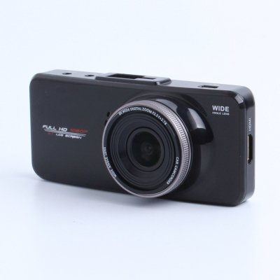 Product Details of Full HD Dash Cam DVR Recorder 170 Degree 6G LensSuper Night Vision Car Camera Black - intl