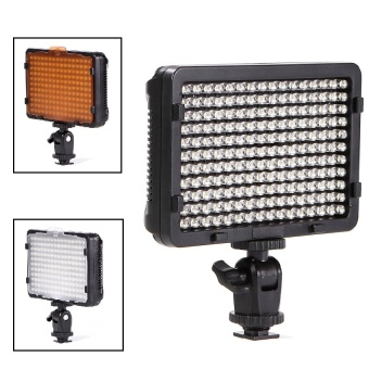 Professional Compact 176 LED Studio Video Light for DSLR Cameras DV Camcorder