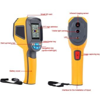 Professional Handheld Thermal Imaging Camera Thermal Imager IR Infrared - intl - 3