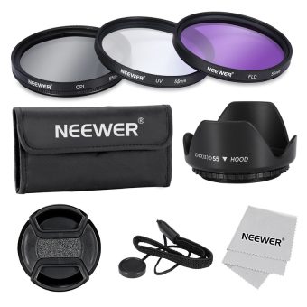 Professional Lens Filter Accessory Kit for Canon NikonSonySamsungfilm and Other DSLR Camera Lenses Price Philippines