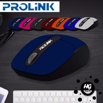 Prolink PM0712G Super Mini Nano Wireless Mouse (Blue) Price Philippines