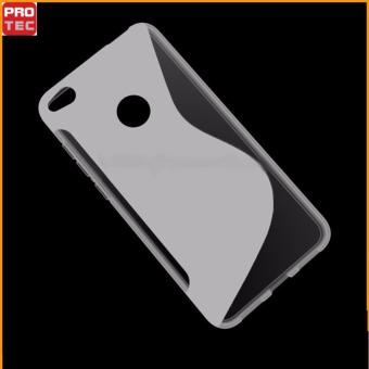 Protec TPU S Line Case for Huawei GR3 2017 (Clear)