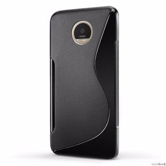 Protec TPU S Line Case for MOTO Z PLAY (Black) Price Philippines