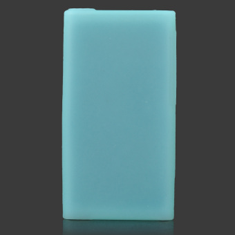 Protective Silicone Case for IPOD Nano 7 - Blue Green - intl