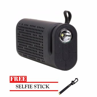 Ptm Tg06 Portable Wireless Bluetooth Speaker And 4400 Mah PowerBank (Black) With Free B&D Super Bass Zipper In-Ear Earphone(Color May Vary) Price Philippines