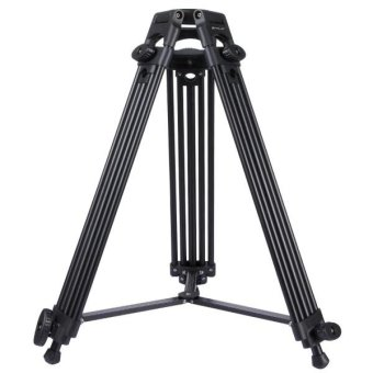 PULUZ Professional Heavy Duty Video Camcorder Aluminum Alloy Tripod For DSLR / SLR Camera, Adjustable Height: 62-160cm - intl - 4