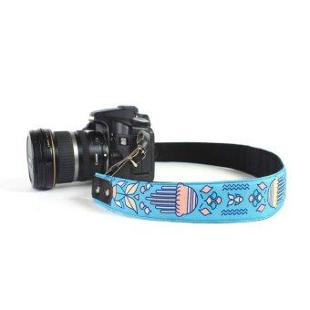 Punchdrunk Panda Sea SLR Camera Strap - picture 2