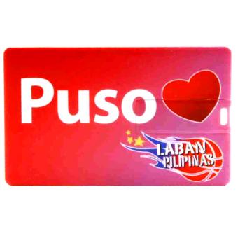 Puso Laban Pilipinas 8GB USB Card Flash Drive