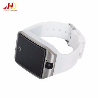 Q18 Smart Watch Phone w/ Pedometer/Anti-lost/Camera/SIM TF Card(White) - 2