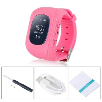 Q50 Kids Smart Watch GPS LBS SOS Call for IOS & Android - intl - 2