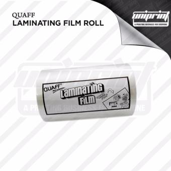 Quaff Laminating Film Roll (9 Inches)