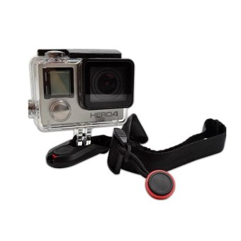 Quick Release Leash Cuff Hand Strap Sling for Gopro Hero 4 5 3+ Session Hero5 Black SJCAM SJ4000 Yi 4K Strap Mount with Buckle - intl