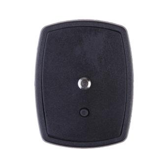 Quick Release Plate Tripod Head for QB-4W Sony CX-888 CX-444 Velbon(Intl) - 3