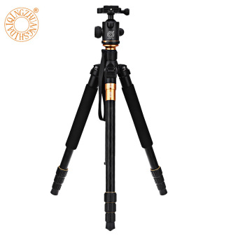QZSD Q999 62.2 inches Camera Tripod Aluminium Magnesium (Black) Price Philippines