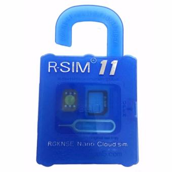 R-SIM RS-11 11 The Best Unlock and Activation SIM for iPhone 4S/5/5C/5S/6/6Plus/7/7Plus - 2