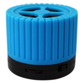 R10 Mini Bluetooth Speaker (Blue) - picture 2