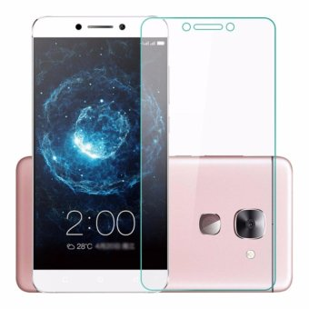 Raidfox 2pcs Tempered Glass For LeTV LeEco Le Max 2/2 PRO 0.33mmArc Egde Glass Film Screen Protector - Transparent - intl
