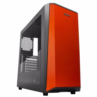 RAIDMAX DELTA I ATX Orange PC Gaming Casing Price Philippines