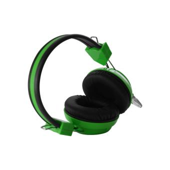 Rakk Headset Green - 2