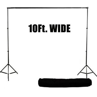 RANWD 2 x 3m 6.5FT Professinal Photography Background BackdropsSupport System Stands Studio With Carry Bag - intl - 2