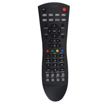 RC1101 Universal TV Remote Control for All Brands (Black) - intl