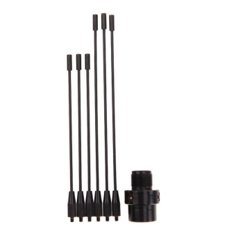 RE-02 UHF-F 10-1300MHz Antenna for Car Mobile Radio Motorola HMwith Holder - intl Price Philippines