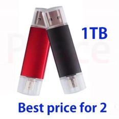 READY STOCK ~ External Storage Memory Storage Pen Drive 1TBHigh-speed Read and Write